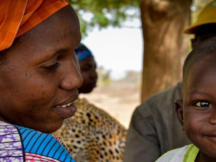 Photo : WFP/Benoît Lognoné