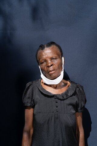 Se sentir en sécurité est aussi important que de pouvoir se nourrir : l'impact du Coronavirus en Haiti