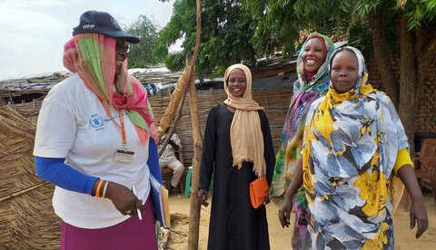 Prête à tout : Dans l'ouest du Darfour, une femme illustre la persévérance