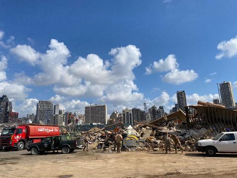 Des familles à bout de souffle : l'explosion de Beyrouth provoque une hausse du chômage