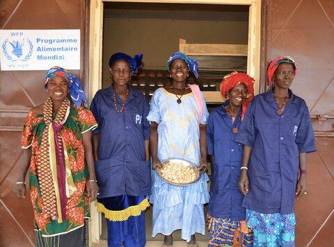 Un panel d'activités pour une sécurité alimentaire durable et le renforcement de la résilience des communautés : l'exemple de Koundougou