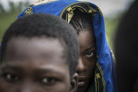 Cyclone Idai : le traumatisme se lit dans les regards