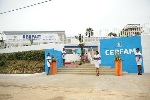 Inauguration d'un Centre de l'Excellence Régional contre la Faim et la Malnutrition : un espoir pour l'Afrique de l'Ouest et du Centre