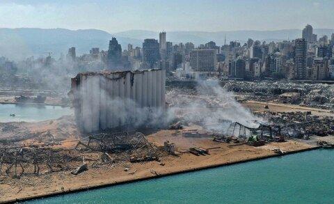 Le Programme alimentaire mondial renforce son intervention au Liban à la suite des explosions qui ont détruit le port de Beyrouth.