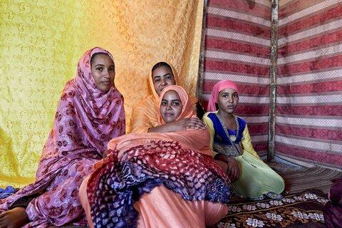 D'un camp de réfugiés à l'université : le parcours de Fatimata