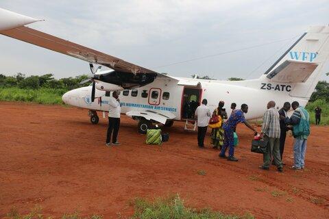 Une odyssée Centrafricaine sur la compagnie aérienne du dernier recours