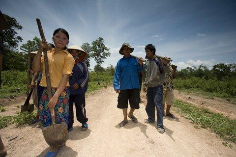 Laos : l'autonomisation des femmes au cœur du travail du PAM