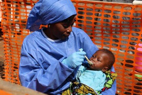 Aider à contenir une épidémie d'Ebola en République démocratique du Congo