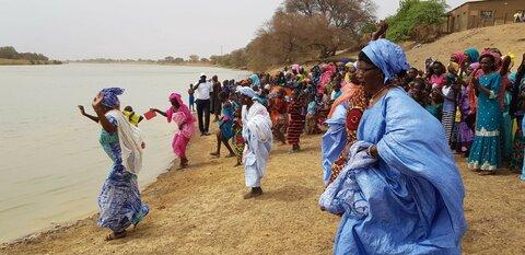 Au Sénégal : la résilience des populations passe par l'aquaculture