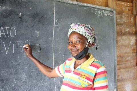 Changer des vies par l'alphabétisation en République Démocratique du Congo