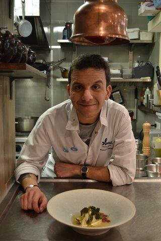 Le chef français Youssef Gastli s'engage aux côtés du Programme Alimentaire Mondial pour la campagne #RecipeForDisaster