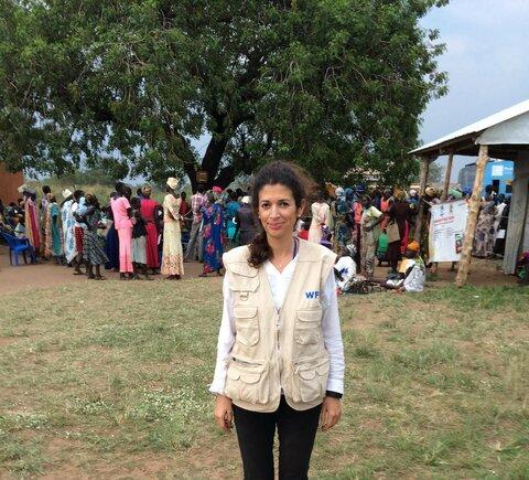 Entretien avec Naouelle, coordinatrice de programmes de transferts monétaires du PAM en Ouganda