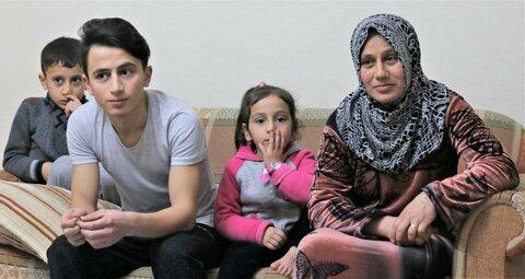 En Turquie, l'aide en espèces bénéficie également aux réfugiés non syriens