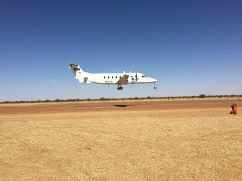 Le service aérien humanitaire : un maillon essentiel
