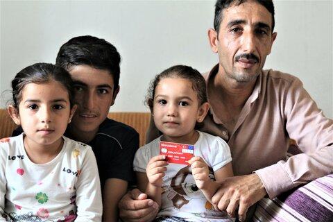 La possibilité de choisir : un sentiment inestimable pour un réfugié