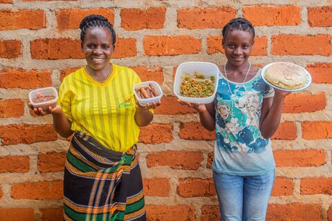 Le pouvoir des pois : de nouvelles cultures changent des vies en Zambie