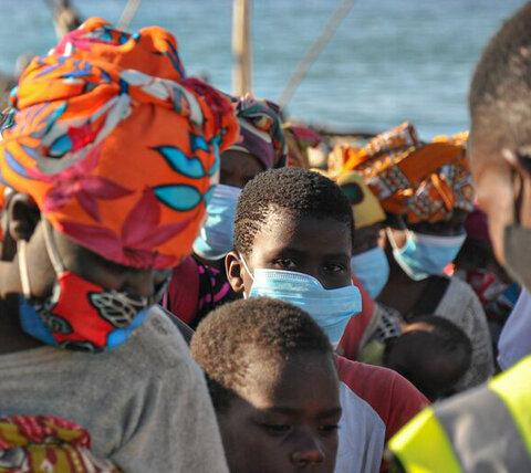Mozambique: la réponse du PAM alors que l'attaque de Palma déplace des milliers de personnes