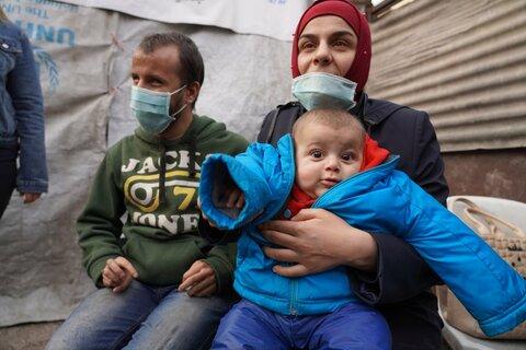 «Conflit de sons et d'odeurs» : un couple d'aveugles en Syrie se tourne vers un avenir meilleur