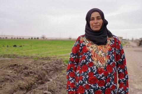 Syrie: les agences onusiennes rétablissent l'eau et les récoltes d'une communauté au bord du gouffre