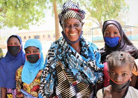 Moussodjai Coulibaly, championne de l'inclusion scolaire des filles au Mali