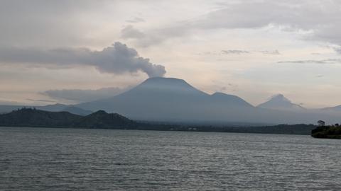 Comment le volcan Nyiragongo a déplacé des milliers de personnes en RDC