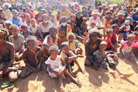 Ne détournez pas le regard : Madagascar sous l'emprise de la sécheresse et de la faim