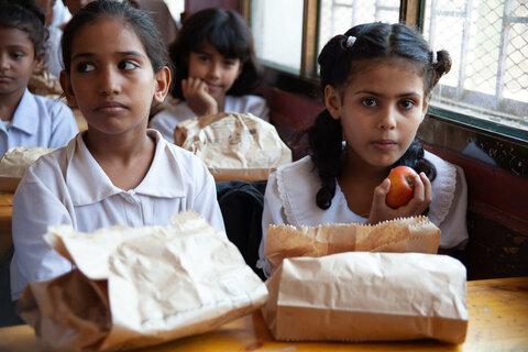 Coalition pour l'alimentation scolaire : établir un lien pour transformer la vie des enfants