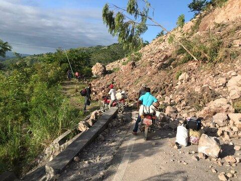 Séisme en Haïti : le PAM travaille avec ses partenaires pour venir en aide aux survivants