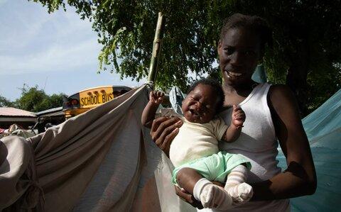 Séisme en Haïti : « Il est difficile de voir des gens sans nulle part où dormir – surtout les enfants »