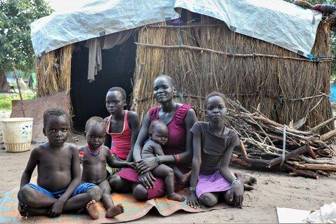 Conflit, changement climatique et faim: un triangle de désespoir au Sud-Soudan