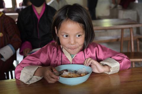 De la ferme à l'assiette: six solutions pour améliorer les systèmes alimentaires au Bhoutan