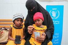 Communiqué de presse conjoint PAM-FAO-UNICEF: la malnutrition augmente chez les enfants au Yémen alors que la situation humanitaire s'aggrave