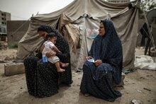 La France soutient le PAM face à l'insécurité alimentaire croissante à Gaza