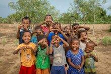 La France et le PAM luttent ensemble pour faire reculer la faim à travers le monde