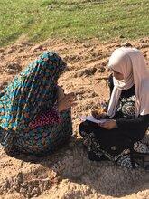 La France apporte son soutien financier au PAM pour la mise en place de solutions innovantes en faveur de la sécurité alimentaire et de la réforme agricole dans le sud libyen