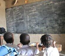 Le Directeur Exécutif du PAM souligne la nécessite de bâtir des communautés plus fortes en RDC