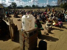 Soutien de l'Union européenne au Programme Alimentaire Mondial pour apporter une assistance alimentaire essentielle au sud de Madagascar