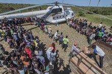 Le PAM aide 1 million de personnes touchées par les inondations au Mozambique
