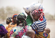 Les fonds de l'Union Européenne permettent de lutter contre la faim et de renforcer la résilience au Niger.