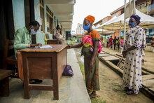 Les institutions spécialisées des Nations Unies chargées des questions d'alimentation alertent sur la hausse des taux de faim aigüe et le risque potentiel de famine dans quatre foyers névralgiques