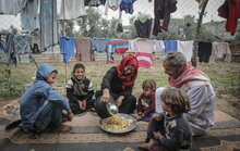 Gaza : avec le soutien français, le PAM distribue de la nourriture aux familles les plus vulnérables