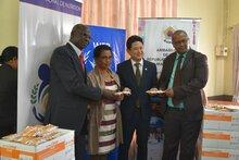 La Corée du Sud et le PAM ensemble dans la lutte contre la malnutrition dans le sud de Madagascar