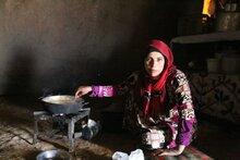En Syrie, les pluies contribuent à améliorer les récoltes mais les familles peinent à survivre