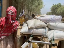 Le PAM apporte une aide alimentaire d'urgence à plus d'un million de personnes au Tigray