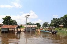 La France apporte un appui financier de 197 millions de FCFA aux populations congolaises sinistrées par les inondations, à travers le Programme alimentaire mondial des Nations Unies (PAM)