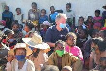 La crise invisible : le directeur exécutif du PAM appelle le monde à ne pas détourner le regard des familles qui souffrent de la faim à Madagascar