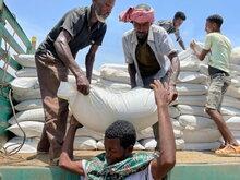 Le PAM achève sa première opération de distributions alimentaires dans les régions d'Afar et d'Amhara ; déficit de l'approvisionnement nécessaire pour atteindre les populations ciblées dans le Tigré