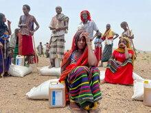 Le PAM étend son intervention d'urgence alors que 7 millions de personnes font face à une crise de la faim dans le nord de l'Éthiopie