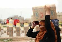 Le PAM lance un appel pour 600 millions de dollars alors que les Syriens affamés ne tiennent qu'à un fil après 10 ans de conflit