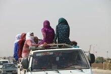 Syrie : le PAM intensifie ses opérations au nord-est du pays pour atteindre les populations touchées par les conflits